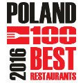 Poland 100 Best Restaurants 2016