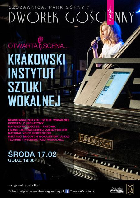 Otwarta Scena Krakowski Instytut Sztuki Wokalnej Centrum