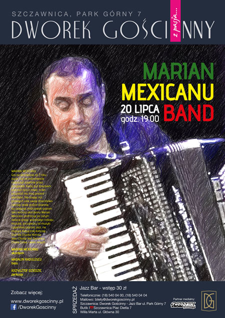 Marian Mexicanu Band