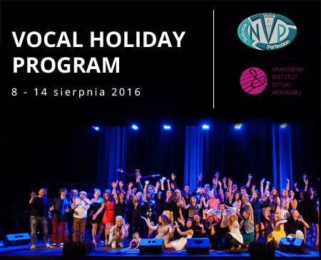 Vocal Holiday Program - Jam Session nauczycieli