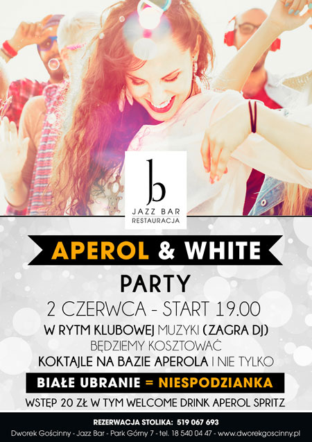 Aperol & White Party
